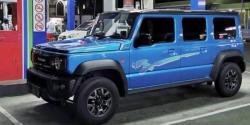 Keren, Suzuki Jimny Long Bakal Hadir 2022, Pakai Turbo