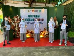 Vaksinasi Merdeka di Kuansing, Sasar Kelompok Usia Sekolah