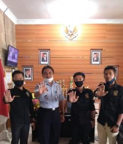 Granat Kampar Dukung Lapas Bangkinang Berantas Narkoba