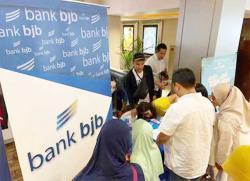 Bank BJB Hadirkan Kemudahan Transaksi ORI020 Secara Online