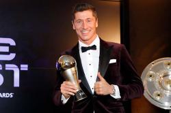 Jadi Pemain Terbaik Dunia, Lewandowski Pernah Terpuruk