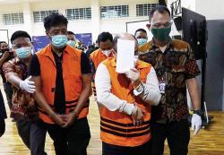 Staf Khusus Edhy Prabowo Menyerahkan Diri