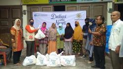 BI Riau dan Kagama Riau Serahkan Bantuan ke Masyarakat