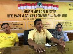 Musda Golkar Riau Dilaksanakan Ahad Ini