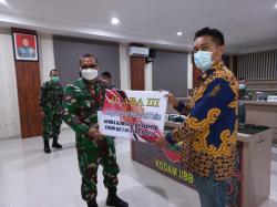 Jurnalis Riau Pos Hendrawan Kariman Juara LKJ TMMD Ke-110