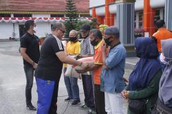 Bupati Inhu Bangga pada Produksi Beras Kuala Cenaku