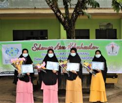 Empat Siswa Lolos Kompetisi Bahasa Arab ke Tingkat Nasional
