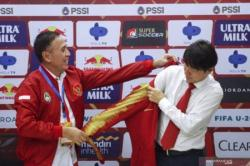 Shin Tae-yong Komitmen untuk Timnas Indonesia