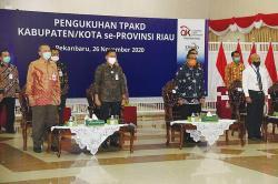 BRK Ditunjuk Jadi Pengelola Desa Inklusi di 11 Kabupaten/Kota di Riau