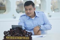 Staf Khusus Menteri Kelautan Langsung Ditahan Setelah Menyerahkan Diri