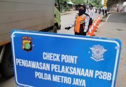 Jawa dan Bali PSBB Lagi, Ini Kegiatan yang Dibatasi