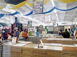 Mitra Bangunan Supermarket Hadirkan Bazar September PPKM