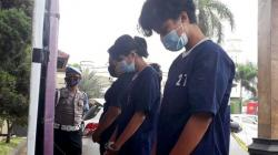 Sadis, Empat Wanita Lesbian Bunuh Sopir Taksi Online