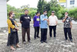Diskanlut Riau: Kolam PWI Riau Cocok untuk Budidaya Ikan Patin atau Lele