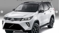 Toyota Fortuner 2020 Terungkap Sebelum Lakukan Peluncuran