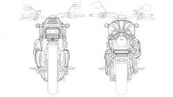 Begini Wujud Harley-Davidson Cafe Racer Terbaru