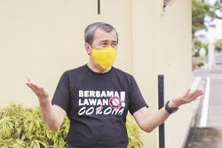 Gubernur Syamsuar Adukan Pendemo ke Polda