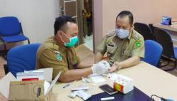 Pasca-Dikunjungi Pasien Positif Corona, Rumah Dinas Irwan Nasir Disterilkan