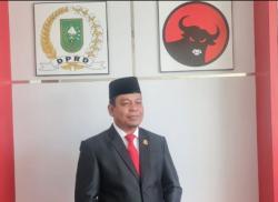 Sah! PDI P Tetapkan Syafaruddin Poti Wakil Ketua DPRD Riau