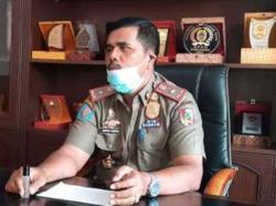 Ahad, Penertiban PKL Tugu Keris Libatkan TNI-Polri