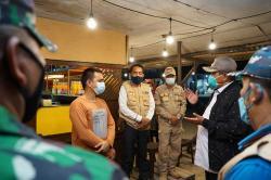 40 Pengunjung Kafe Dites Antigen, Satu Reaktif