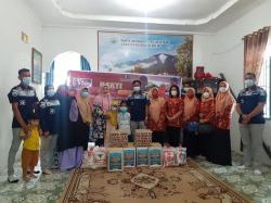 Lapas Bagansiapiapi Bantu Panti Asuhan Aisyiyah