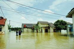 Realisasi Masterplan Banjir Jadi Sorotan