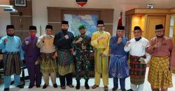 LAM Riau dan Korem 031/WB Sepakat Bersinergi Membangun Daerah