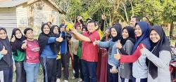 H Halim Ingin Ada Kader PDIP Pangean Duduk