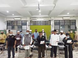 UAS dan Tokoh Masyarakat Riau Sampaikan Pernyataan Sikap