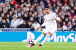 Casemiro: Madrid Kini Sudah Lebih Baik