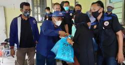 GP Nasdem Salurkan Bantuan Sembako untuk Masyarakat