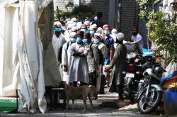India Tangkap 10 WNI yang Ikut Jamaah Tablig