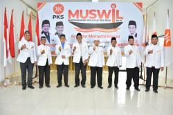 Ahmad Tarmidzi Nahkodai PKS Riau
