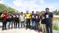 Dukung Gerakan Bersih Antisipasi Corona di Kuansing