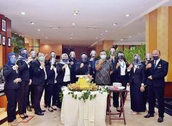 Anniversary Ke-15, Grand Elite Hotel Gelar Perayaan Sederhana