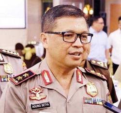 Polda Riau Terima Bantuan Obat Pereda Covid-19