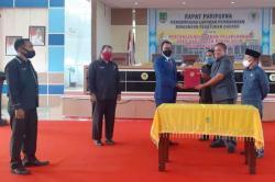 Bupati Rohi Sampaikan Terima Kasih ke Segenap Anggota DPRD