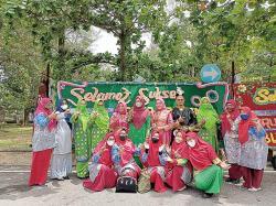 Raih Sejumlah Prestasi di Porseni IGTKI Riau