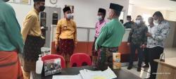 Perdana Jejakkan Kaki di Kantor Bupati, Ini Pesan Afrizal dan Wakilnya