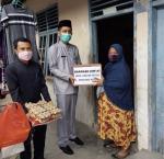 Jumat Barokah Biro Umum Setdaprov Riau, Bantu Warga Terdampak Pandemi