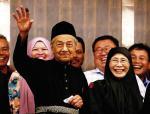 Mahathir Mendadak Mundur