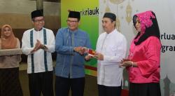 BRK Ikut MoU e-Samsat Nasional