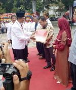 Eka Hospital Terima Penghargaan PMI