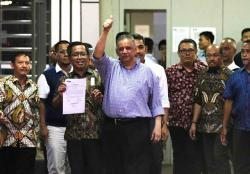 5 Pimpinan KPK Sepakat Ajukan Upaya Hukum Atas Bebasnya Syofyan Basir