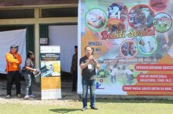 Sambut Hari Raya Waisak, RS Eka Hospital Gelar Bakti Sosial