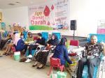 RS Awal Bros Ajak Warga Donor Darah