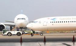 OJK-BEI Jatuhkan Sanksi, Garuda Harus Perbaiki Laporan Keuangan