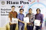 STB Pelajari Market Pariwisata Riau