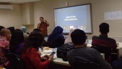 PT RFB Hadirkan Pelatihan Investasi Bersama Wartawan